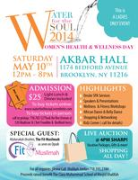 Water for the Soul 2014 Women's Health and Wellness Day