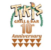 Tiki's 10th Anniversary Celebration for Aloha United...