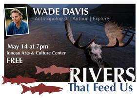 Wade Davis talk on The Sacred Headwaters