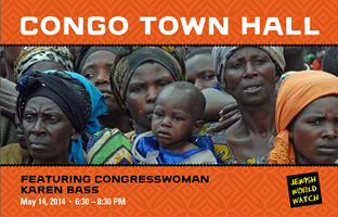 Congo Town Hall: Investing in Congo's Future, with...