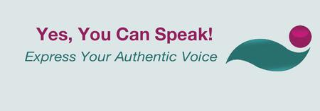 Yes, You Can Speak! Level 1 Four Week Workshop