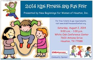 Kids Fitness and Fun Fest, Presented by New Beginnings...