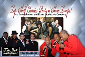Fenix Supper Club - Top Shelf Classic Soul Revue and...