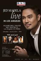 Jed Madela - Live in Los Angeles