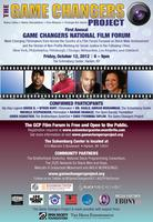The Game Changers Project: A National Film Forum