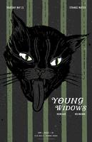 5/22: YOUNG WIDOWS, HELMS ALEE & HEX MACHINE