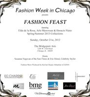 Fashion Week in Chicago presents FUSION