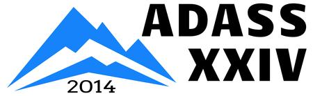 The 24th Annual Astronomical Data Analysis Software...