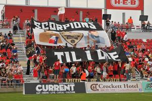 Tailgate Party & Scorpions vs Railhawks
