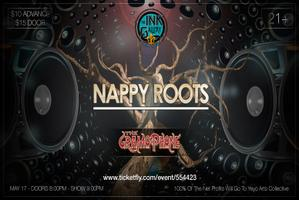 Nappy Roots Live @ Gramophone Presented by Ink Gallery