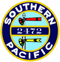 Engineer for an Hour  May 2014- Southern Pacific #2472