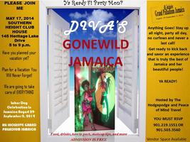 DIVA'S GONEWILD SIGNUP PARTY - GRAND PALLADIUM JAMAICA...
