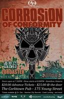 Corrosion of Conformity, ASG, Royal Thunder live @...