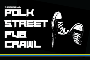The 11th Annual Polk Street San Francisco Pub Crawl