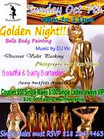 ********** Delicious Golden Party **********