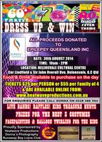 60's 70's 80's Charity Concert for Epilepsy QLD