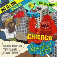 SNEAKER CON CHICAGO MAY 17TH 2014