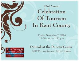 Annual Celebration of Tourism Luncheon in Kent County