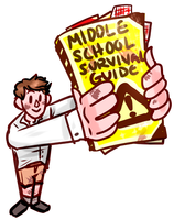 Middle School Survival Guide: Tips, Tools and...
