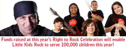 Little Kids Rock 10th Anniversary
