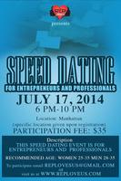 REP Love U.S. Speed Dating for Entrepreneurs and...