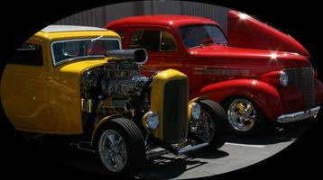 Parade Your Pride Car Show at Sparky's Hot Rod Garage...