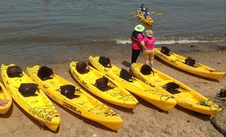 Free Kayaking at Stuy Cove - July 2014