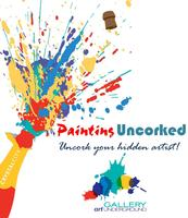 Painting Uncorked - August