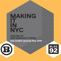 Networked Manufacturing