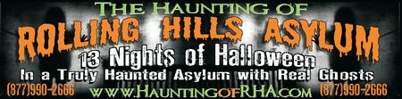 The Haunting of Rolling Hills Asylum 2012