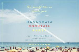 Renovazio Cocktail Party 2014