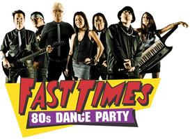 Big 80s Night at Number One Broadway with Fast Times