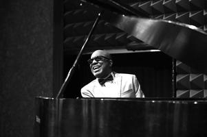 RAY CHARLES TRIBUTE Starring Kenny Brawner as Ray...
