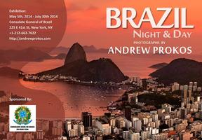 Brazil Night And Day - Photographs by Andrew Prokos