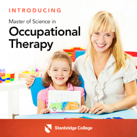 Master of Science in Occupational Therapy Information...