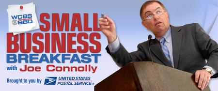 WCBS US Postal Service Small Business Breakfast