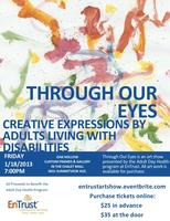Through Our Eyes: Creative Expressions by Adults...