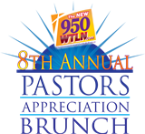 The 8th Annual 950 WTLN's Pastors Appreciation Brunch