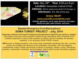 NETWORK FOR A CAUSE! Disaster Emergency Fund-Raising...