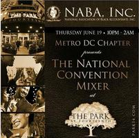 NABA Inc DC Metro Chapter Present The National Conventi...