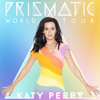 VIP Reflection Section Katy Perry Prismatic World Tour
