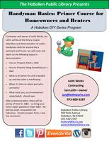 Handyman Basics: Primer Course for Homeowners and...