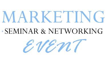 Real Estate Marketing Seminar and Networking Event