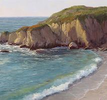 "The Art Gallery | New Exhibit: ""California Beaches"""