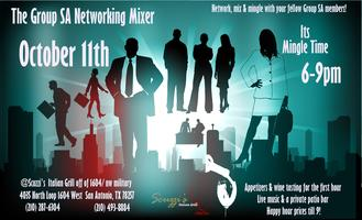 The Group SA networking event