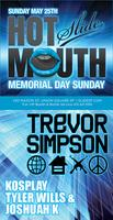 HOT MOUTH & TREVOR SIMPSON