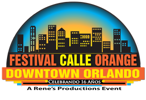 Festival Calle Orange Downtown Orlando 2014