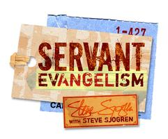 Conspiracy of Kindness and Servant Evangelism - Steve...