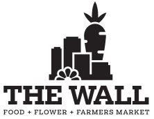THE WALL - Farmers Market at the LA Flower Market...
