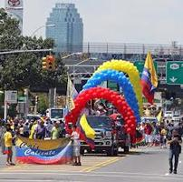 COLOMBIAN PARADE OF NEW YORK